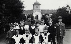 Первые гимназисты